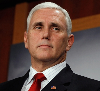 DeMint, Pence Holds Press Conference On Tax Relief Legislation