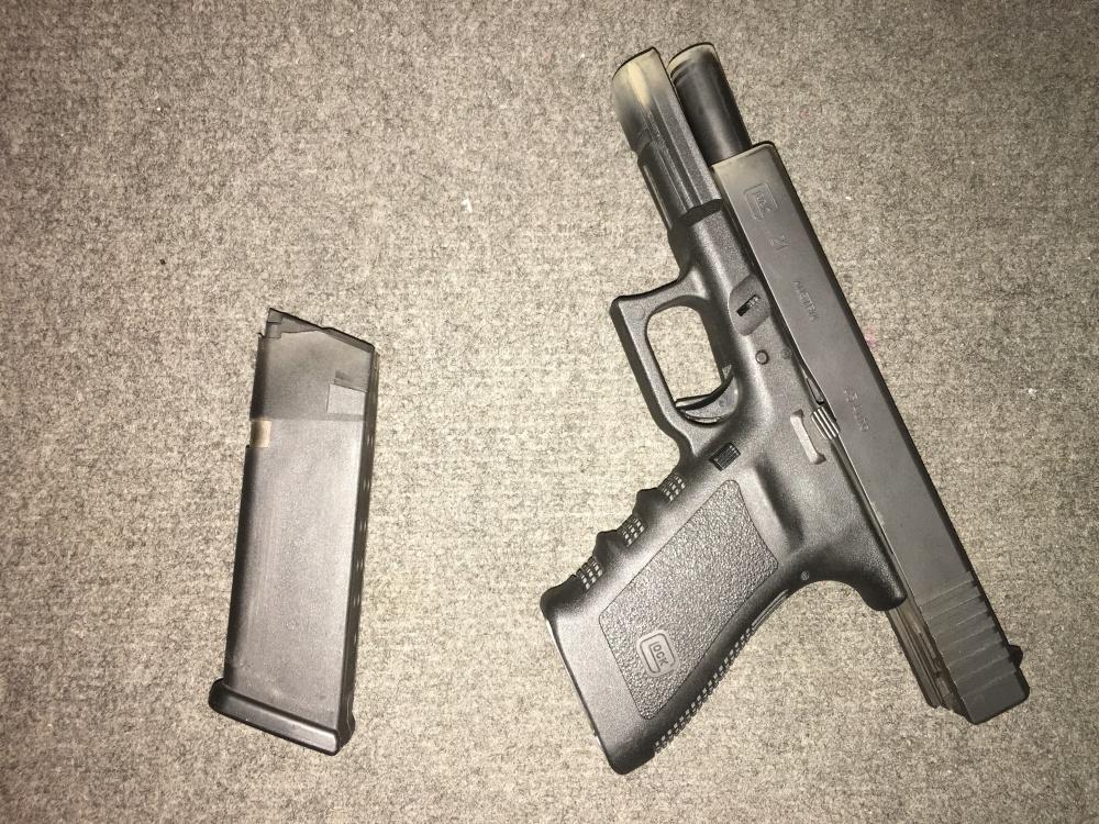 GUN REVIEW: Glock 21 Gen 3 | STEVEN HILDRETH, JR.