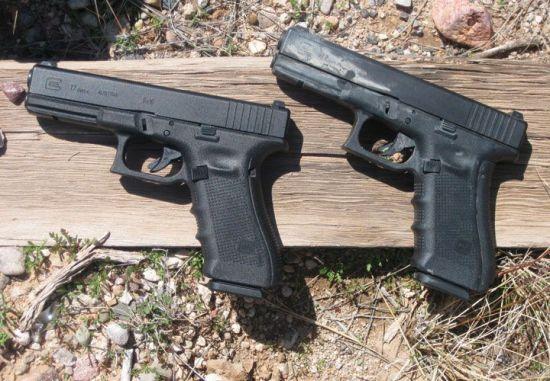 glock 17 22
