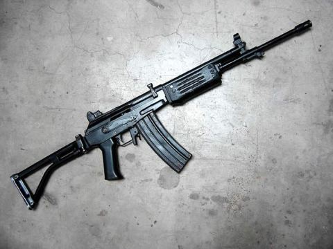 Galil AR Forgotten Weapons