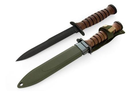 Maserin Foreign Parachutist Knife